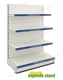 Shelving racks - expandastands